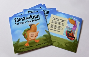 Tama the Kiwi_NZ Books